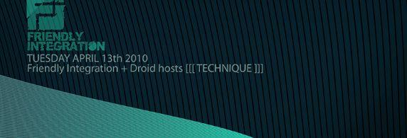 Friendly Intergration   Droid host Technique 4.13