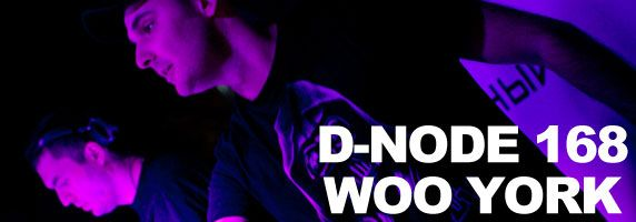 D-Node 168: Woo York Live PA | BSF KIEV