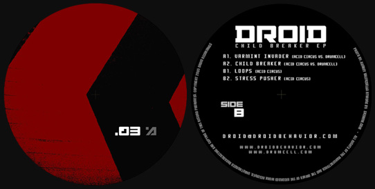 [DROID.03] Acid Circus & Drumcell Childbreaker EP
