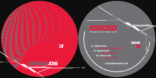 [DROID.06] Acid Circus - Reduxtion EP