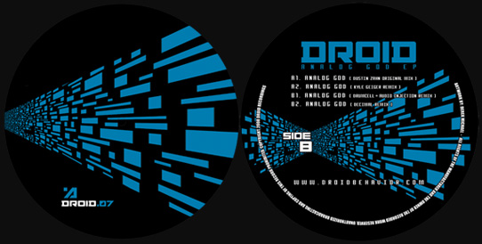 [DROID.07] Dustin Zahn Analog God EP
