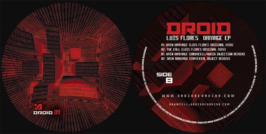 [DROID.09] Luis Flores - Damage EP