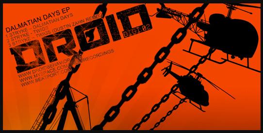 [DROID.DIGITAL.02] Stryke - Dalmatian Days EP