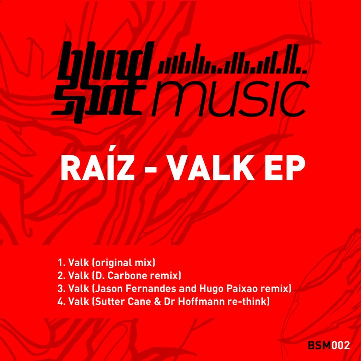 Valk EP - Blind Spot Music