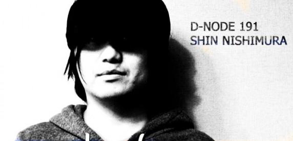 D-Node 191: Shin Nishimura | Plus